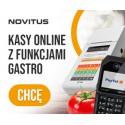 Novitus One z Funkcjami Gastronomicznymi