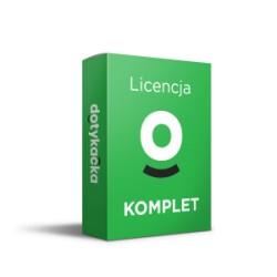 DOTYKACKA - KOMPLET - Oprogramowanie dla Gastronomii